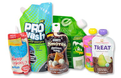 Packaging Group Corp - Spouted Pouches